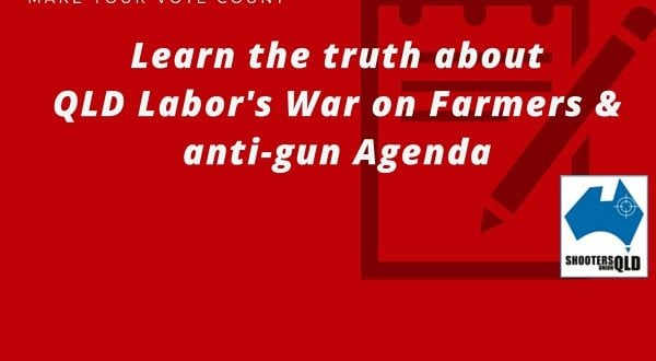 Labor's war on farmers