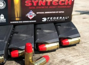 How Federal Syntech Action Pistol Is Redefining Ammo For Action Shooters